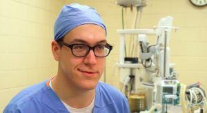 Tyler Gregory, instructional designer at Wisconsin School of Veterinary Medicine